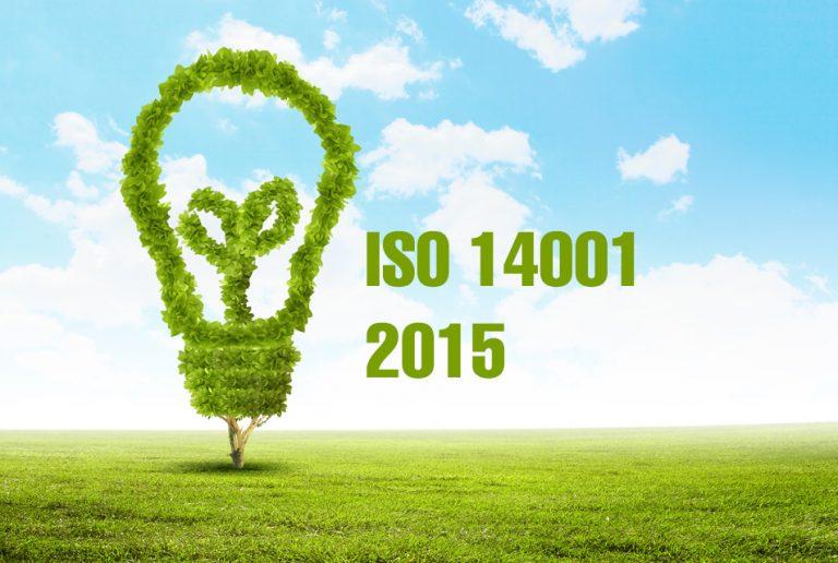 ASESORÍAS EN SISTEMA DE GESTIÓN ISO 14001:2015